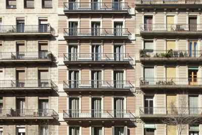 Currently not available for sale.New building in the center of Barcelona, a 10-minute walk from Plaza Catalunya